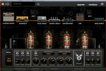 Bias desktop, la version VST de l'appli.