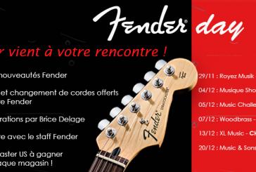 Fender Days
