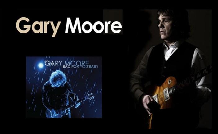 Gary Moore, 4 ans déjà…