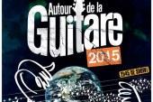 Autour de la guitare 2015