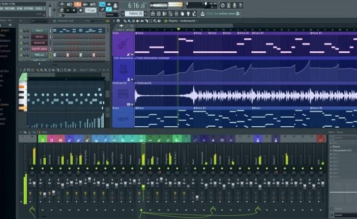FL Studio passe en version 12!